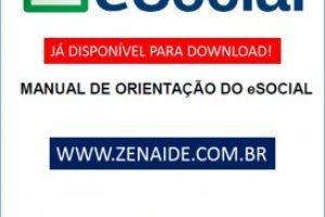 eSocial – Manual 2.2 oficiail já disponível! Veja as Mudanças para órgãos públicos!