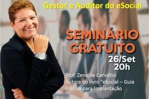 [eSocial – Seminário Online Gratuito] Como Entrar no Mercado de Gestor ou Auditor do eSocial?