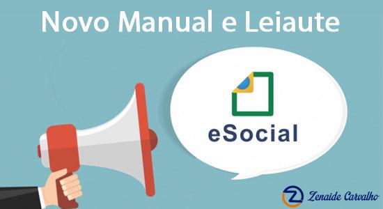 Manual e Leiaute do eSocial 2.4 sai em outubro/2017 adaptado para a Reforma Trabalhista e RFB anuncia fim da GFIP e da DIRF!