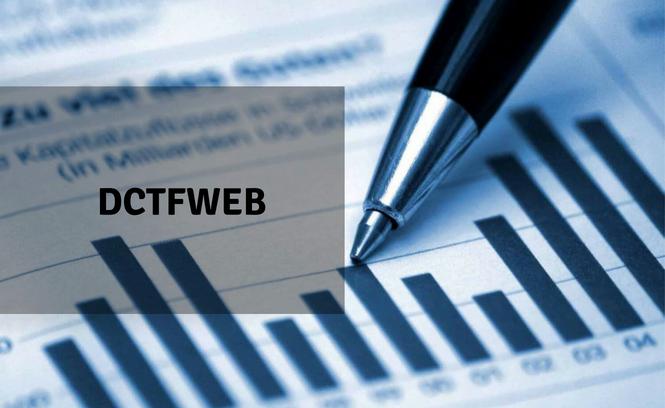 DCTFWEB: nova declaração está em vigor