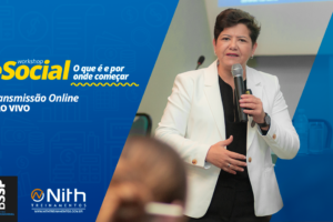 Workshop eSocial: evento da profª Zenaide Carvalho será transmitido ao vivo