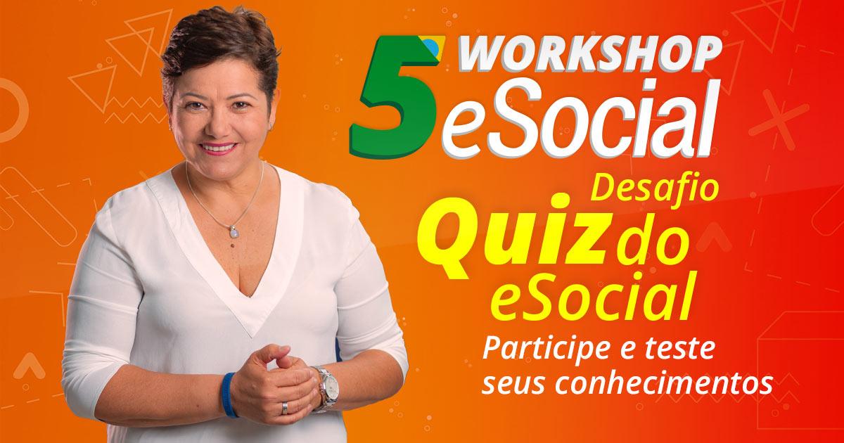 Teste seus conhecimentos em eSocial