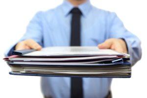 A partir de 1/12, entrega de documentação complementar será com agendamento