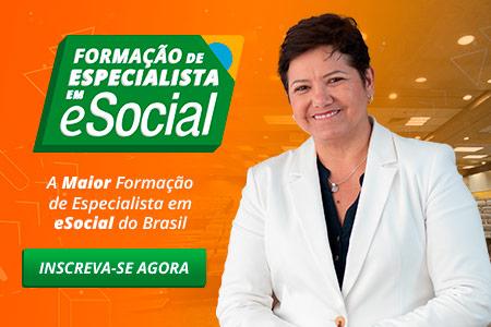 Inscrições Abertas: Formação de Especialista em eSocial