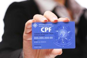 Receita Federal disponibiliza serviço mais ágil de geração de 2ª Via do CPF para declarante do IRPF
