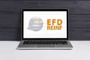 Instrumento de Bloqueio do Portal Web da EFD-Reinf