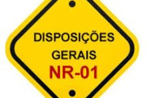Portaria Nº 915: Aprova a nova redação da NR nº 01