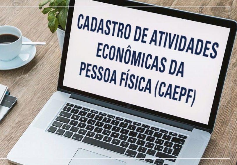 Instrução Normativa Nº 1.907: alteração no cadastro do CAEPF