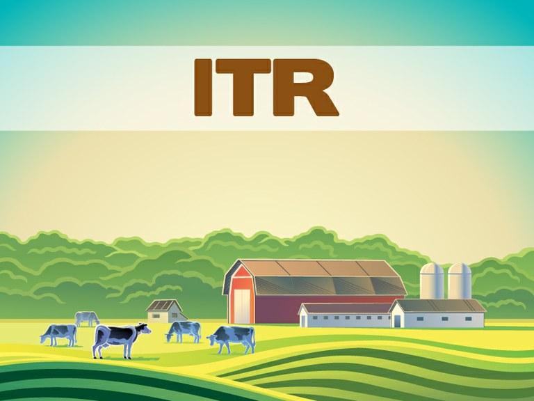 Começa na segunda-feira (12/8) o prazo para a entrega da Declaração do Imposto sobre a Propriedade Rural