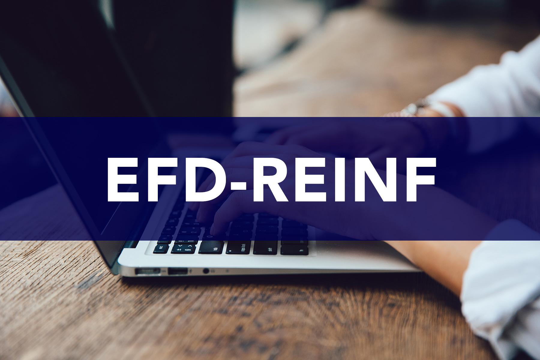 Atenção! Resumão da Nova EFD-Reinf