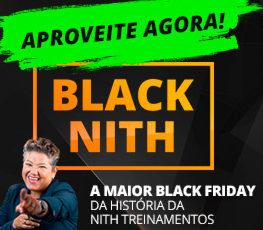 Black Friday Nith: cursos online com até 80% de desconto!