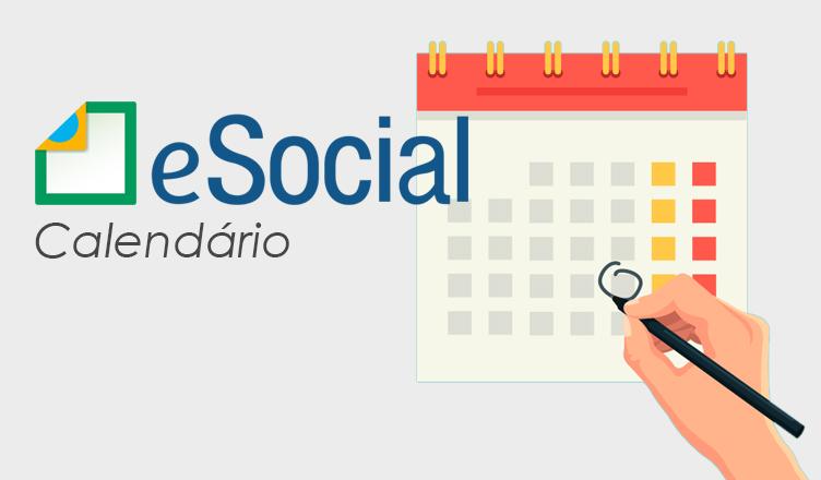 Cronograma eSocial: eventos obrigatórios a partir de janeiro/2020 serão prorrogados