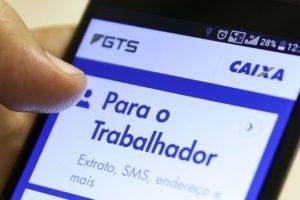 CAIXA lança saque FGTS 100% digital