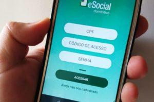 Atenção empregador: Conheça o App eSocial Doméstico