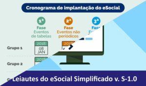 eSocial: mudança no leiaute e semáforo