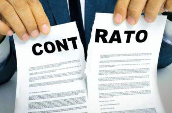 Conheça os principais desafios em fazer a rescisão de contrato