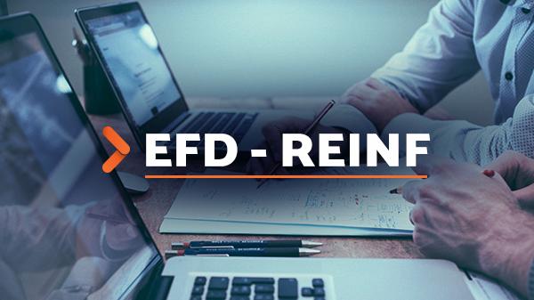 Novo Cronograma EFD-Reinf