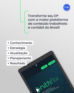 DP - departamento pessoal - Nithflix Premium