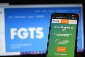 saque emergencial FGTS 2021