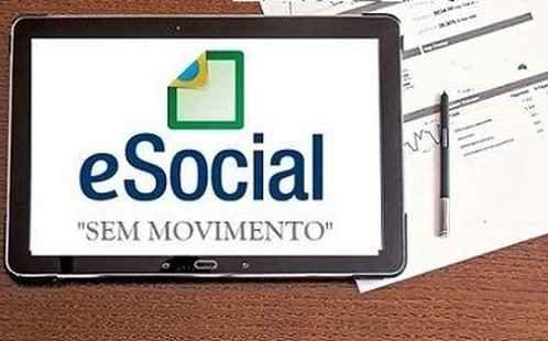 eSocial: Como informar empresas sem movimento?